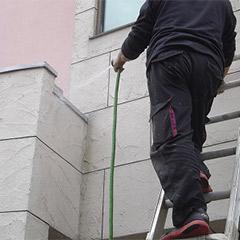 戸建の雨漏り工事